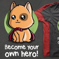 e6d97f0e Profile | Qwertee : Limited Edition Cheap Daily T Shirts | Gone in ...