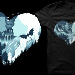 ed930705 Profile | Qwertee : Limited Edition Cheap Daily T Shirts | Gone in ...
