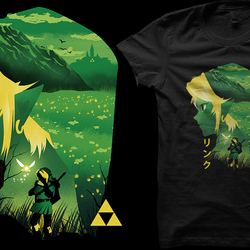 32509f936 Profile | Qwertee : Limited Edition Cheap Daily T Shirts | Gone in ...