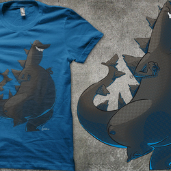 3d45dde10 Profile | Qwertee : Limited Edition Cheap Daily T Shirts | Gone in ...